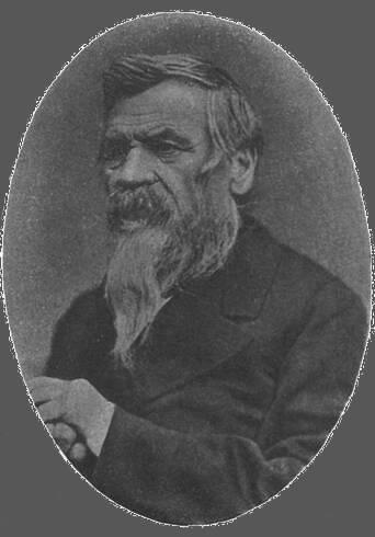 Михаилъ Петровичъ Погодинъ, историкъ Россіи съ древнихъ временъ (1800–1875)