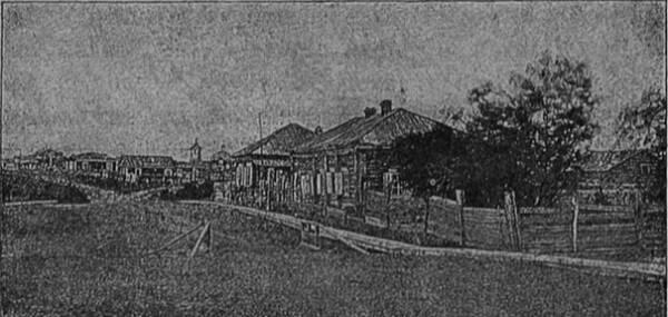 Видъ въ настоящее время Албазина (теперь станицы).