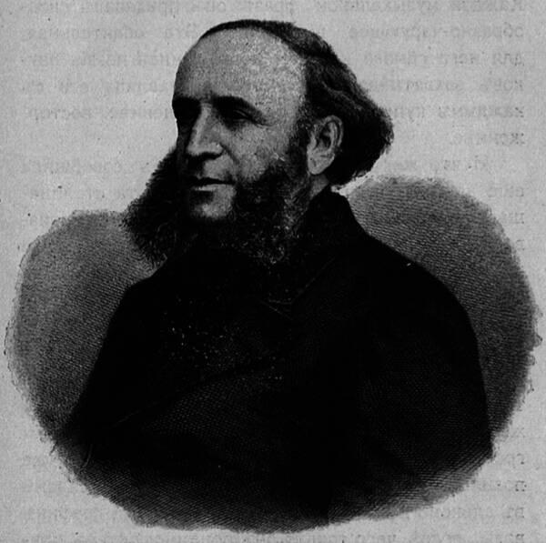 Иванъ Константиновичъ Айвазовскій. (Въ 1880 г.).