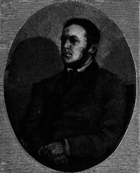 Михаилъ Ивановичъ Глинка. (Въ концѣ 1840-хъ гг.).