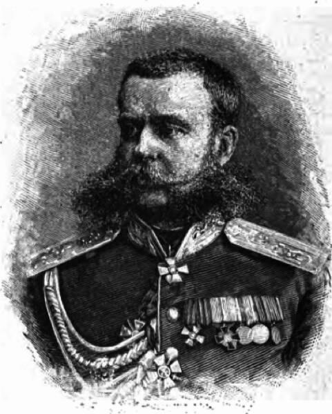 М. Д. Скобелевъ.