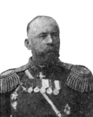 Георгій Алексѣевичъ Арендаренко