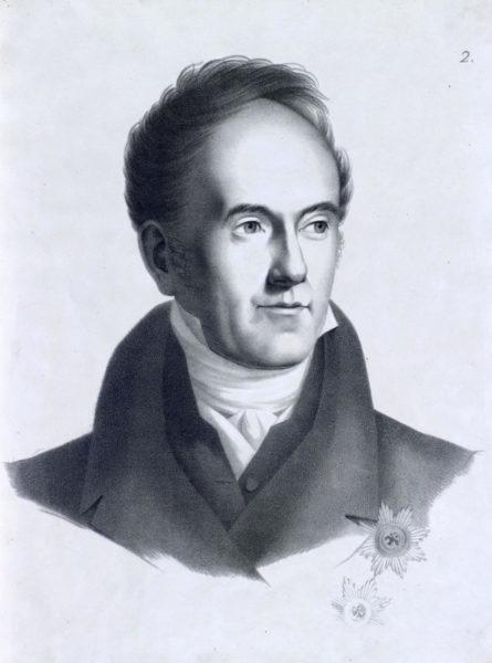 Графъ Викторъ Павловичъ Кочубей, управляющій Министерства внутреннихъ дѣлъ.