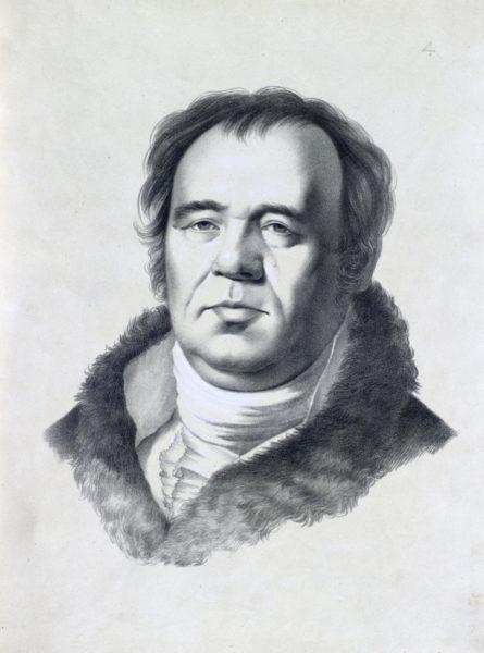 Иванъ Андреевичъ Крыловъ.
