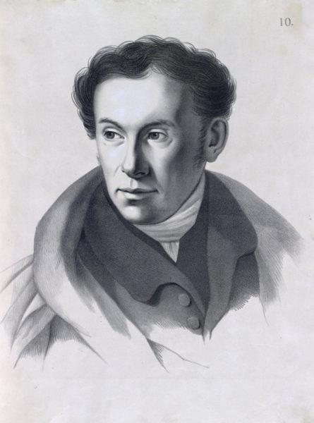 Василій Андреевичъ Жуковскій.