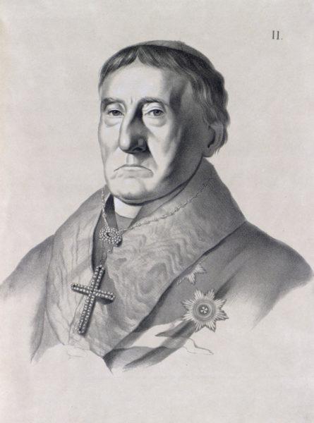 Станиславъ Сестренцевичъ Богушъ, Митрополитъ Римско-Католическихъ Церквей въ Россіи.