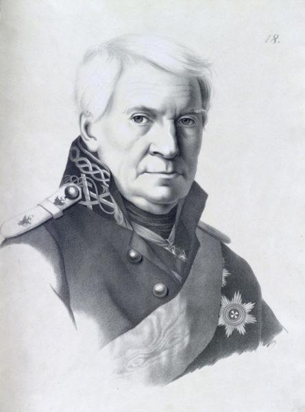 Александръ Семеновичъ Шишковъ, Вице-Адмиралъ.