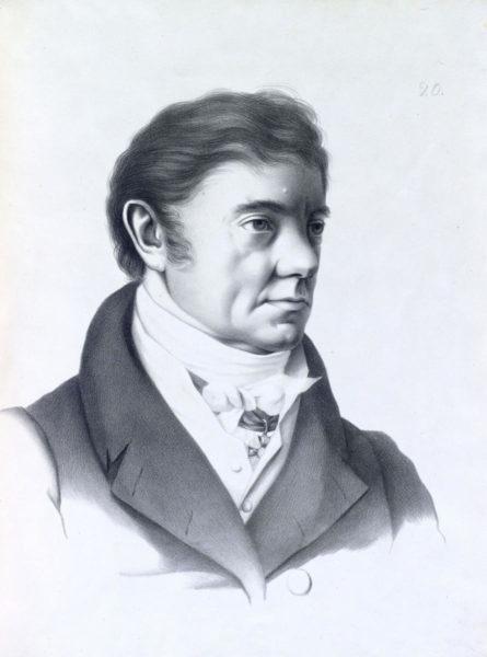 Филиппъ Ивановичъ Кругъ, Академикъ.