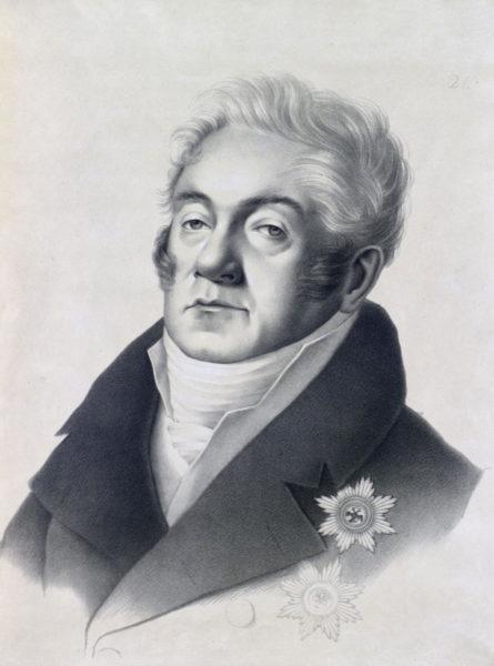 Графъ Дмитрій Александровичъ Гурьевъ, Министръ Финансовъ.