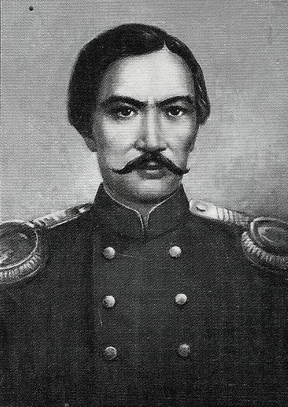 Валихановъ Чоканъ Чингисовичъ