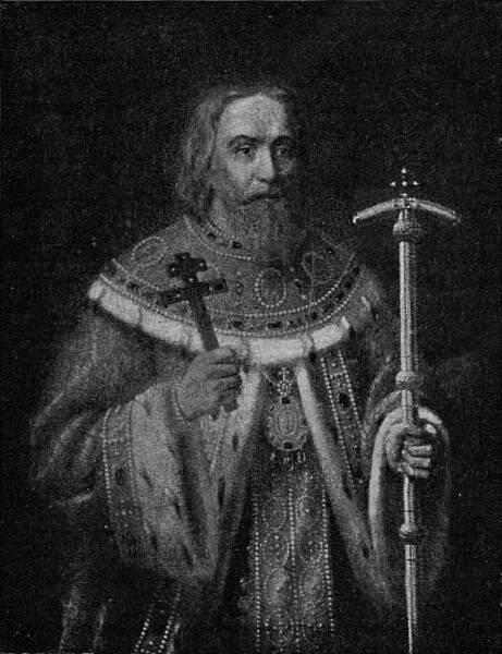Патріархъ Филаретъ Никитичъ.