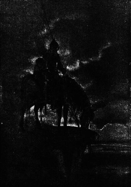 Рисунокъ И. Прянишникова.