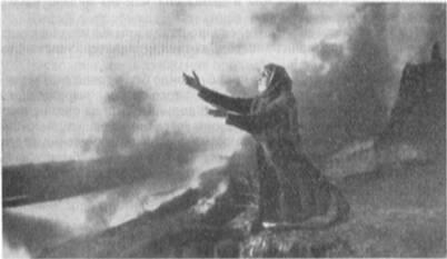 Кадр из фильма «Повесть пламенных лет»