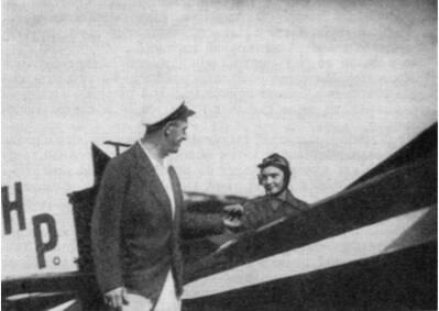 Кадр из фильма «Летчики»