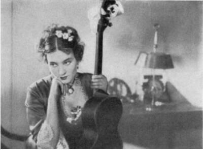 Кадр из фильма «Бесприданница»