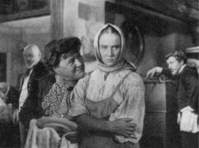 Кадр на фильма «Вольница»